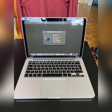 MacBook Pro 13 apple Retina ssd 2014