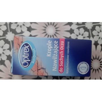 Optrex ActiDrops kroplę 10 ml