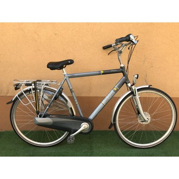 Rower Alu RIH Sigma 8 biegów Nexus STAN IDEALNY
