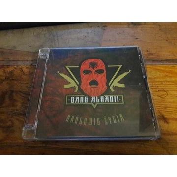GANG ALBANII - KRÓLOWIE ŻYCIA !!! POPEK !!! CD!!!