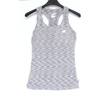 Koszulka sportowa na ramiączkach 4F rozmiar S