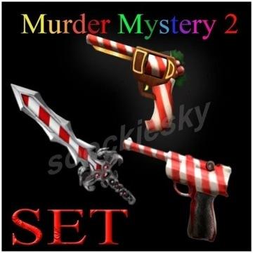 ROBLOX Murder Mystery 2 Candy SET 1