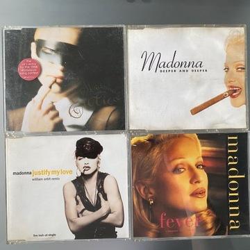 Madonna single zestaw 31 sztuk.