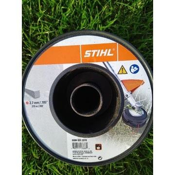 Żyłka tnąca Stihl 2,7 mm kwadrat