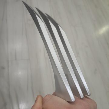 Pazury Wolverine 2 szt. Szybka wysyłka +Gratis