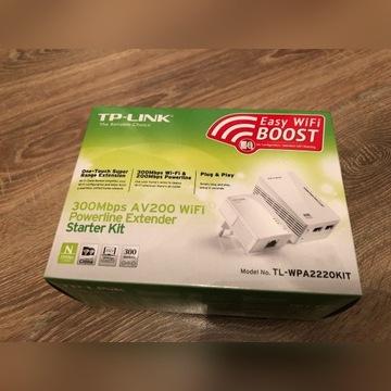 Transmitery sieciowe TP-Link TL-WPA2220KIT