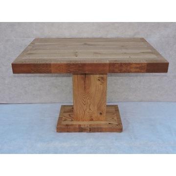 Stół dębowy kuchenny stołowy ławostół do jadalni d
