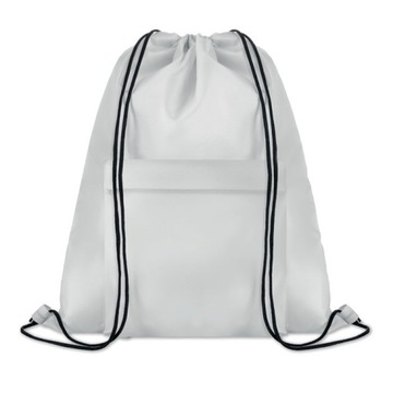 POCKET SHOOP Duży worek/plecak z poliestru 210D