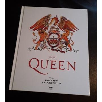 Skarby Queen - autograf Brian May, certyfikat