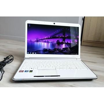 "Laptop 15,6"" PackardBell 250GB, 3GB RAM, AMD 2x2,1"