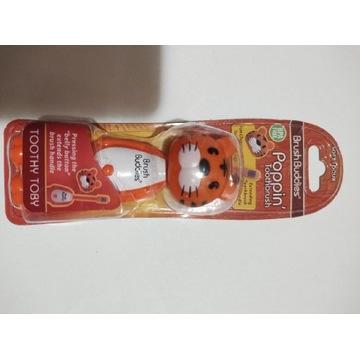 Szczotka szczoteczka do zębów kot kotek z USA