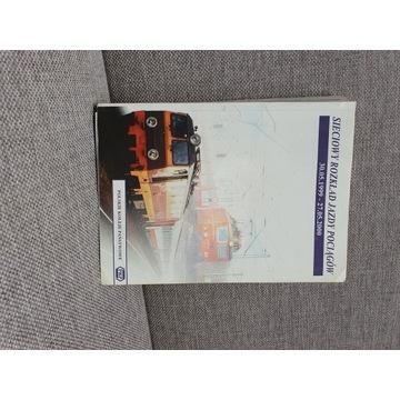 Sieciowy Rozkład Jazdy Pociągów PKP 1999/2000