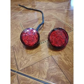 CF Moto 520 lampy tył