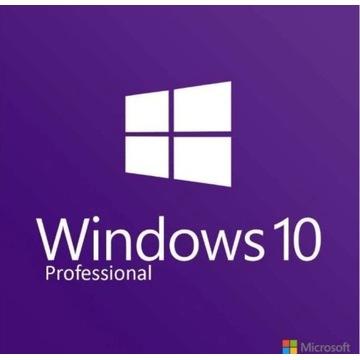 Windows 10 home/professional