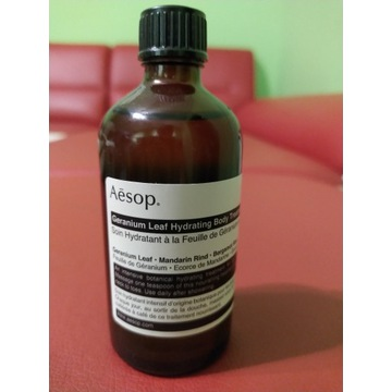 Olejek do ciała Aesop Geranium 100 ml