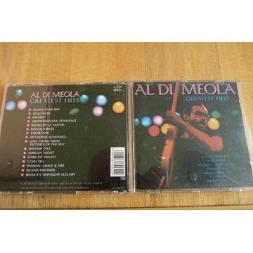 AL DI MEOLA GREATEST HITS CD