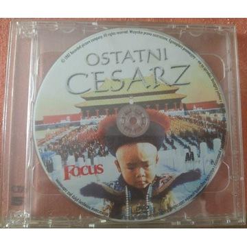 Film DVD Ostatni Cesarz