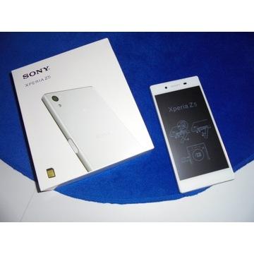 Sprzedam nowy smartfon Sony Xperia Z5 WHITE Okazja