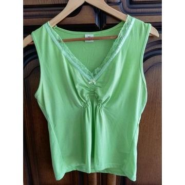 Damska zielona koszulka firmy DB Style, rozm. XXXL