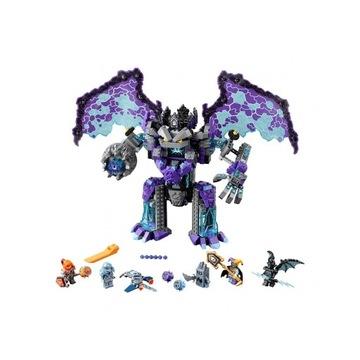 Lego 70356 Nexo Knights Niszczycielski kamienny ko