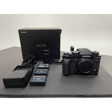 Aparat Fujifilm x-T3 plus akcesoria