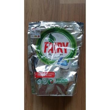 Fairy Platinum 37szt kapsułki do zmywarki tabletki