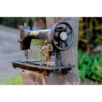 Maszyna do szycia KOHLER 8 - antyk - retro