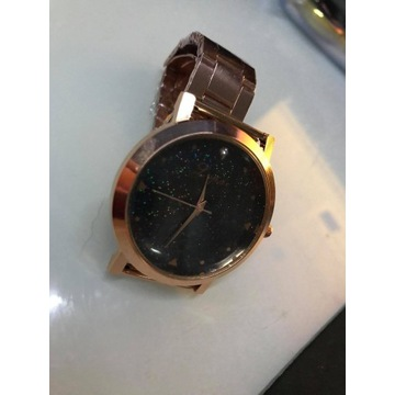 Zegarek LED  brokat