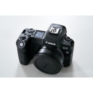 Canon EOS R w bardzo dobrym stanie.