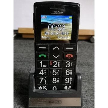 Telefon Maxcom M 705bb dla seniora