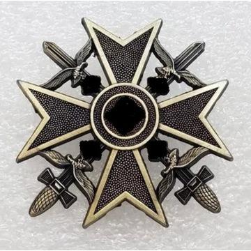 WW2 Hiszpański Krzyż z Mieczami, Berlin