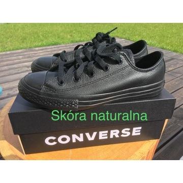 Converse skóra naturalna 36