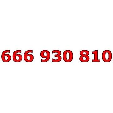 666 930 810 ŁATWY ZŁOTY NUMER STARTER