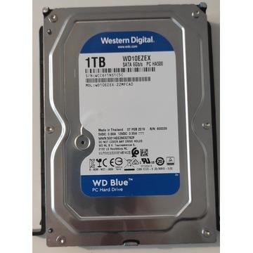 "Dysk HDD WD WD10EZEX 1024GB / 1TB SATA III 3,5"""