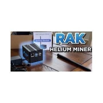 Koparka Kryptowalut Helium RAK /BOBCAT/ Hotspot Mi
