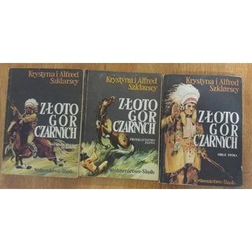 Złoto Gór Czarnych Krystyna i Alfred Szklarscy