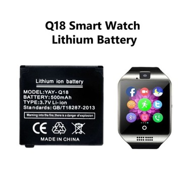 Q18 bateria nowa