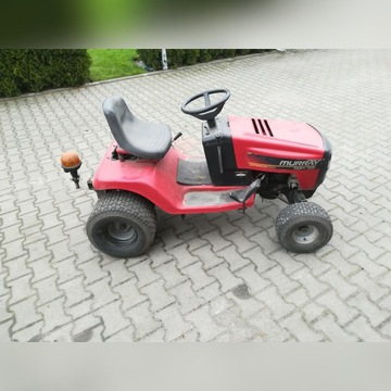 Traktorek murray