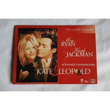 Kate & Leopold - M. Ryan, H. Jackman - VCD