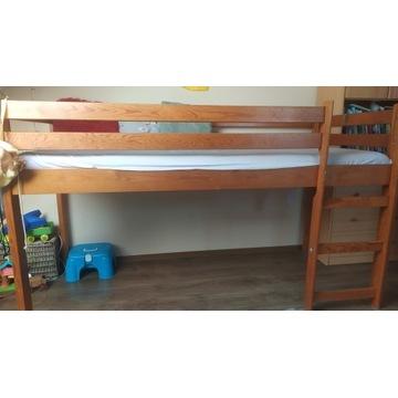 Łóżko typu antresola, piętrowe