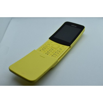 Nokia 8110 4G BANAN ŻÓŁTA MATRIX