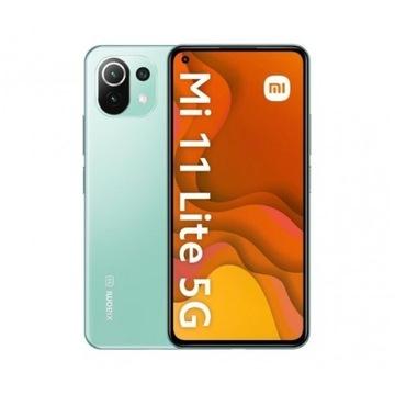 Xiaomi Mi 11 Lite 5G Mint Green 6/128GB