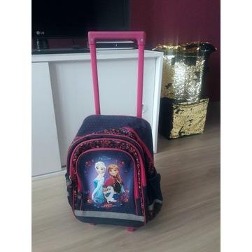Wyprzedaż domowa!! Plecak/walizka Kraina Lodu