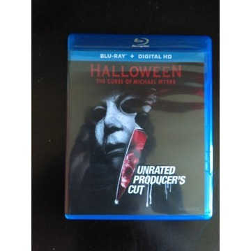 Halloween 6: Curse of Michael Myers [Blu-Ray]