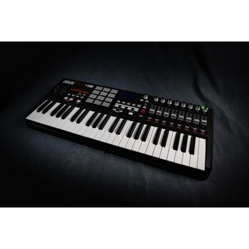 AKAI MPK 49 klawiatura sterująca USB/MIDI