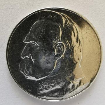5 zł Józef Piłsudski 1935 Srebro Ładny