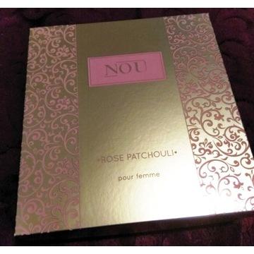 Nou Rose Patchouli unikat perfumy damskie pudełko