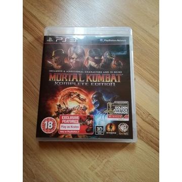 Mortal Kombat Komplete Edition / PS3 - super stan