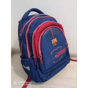 Plecak szkolny FC Barcelona 4- komorowy