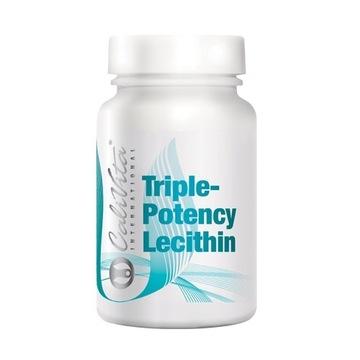 Triple Potency Lecithin Calivita lecytyna sojowa